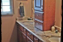 Hall & Master Bathroom / Remodeling