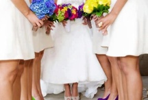 Multicolour wedding