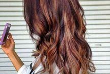 cabelos de luxo