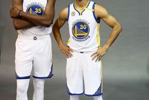KD and gsw