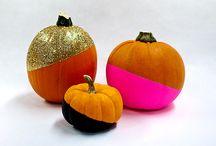 Pumpkins / by Amber Cavender