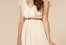 New Summer Wardrobe Wish List  / by Skyesing
