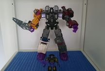 Transformers Combiner Wars - my collection