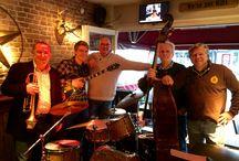 HUDSON JAZZ SESSIES / Live Jazz