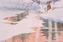 Beyaz kış
