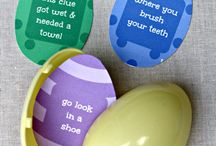 Easter recipes and craft ideas