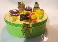 Boîtes à biscuits ou chocolats