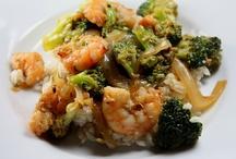 Sea Food Recipes / by Mary Katzner