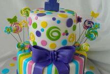 Торт 1 год