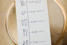 wedding paper stuff