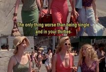 cheer up-it's SATC time