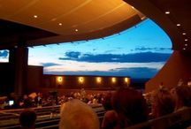 Santa Fe: Opera / Santa Fe has a world-renowned summer Opera festival each year in a stunning covered open-air theatre. People come from all over the world for the Opera season, and they dress to impress!