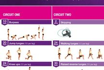 fitness week 2 and 4