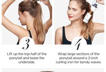 Hair Tips, Tricks, & Ideas