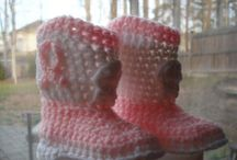 Crochet Footwear / by Emily Kathleen