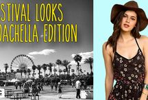 Music Festival Looks / trends for music festival fashion  / by SPC Card