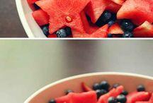 zomer snacks