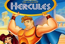 Disney Movies / Okay its mostly Hercules / by Laura Cantrell