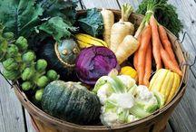 Fall Vegetable Gardening / How to keep an organic veggie garden going strong all the way through fall