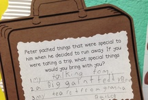1st Grade- Reading Street- Peter's Chair / by Heather Bowman