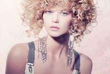 Curly hair #
