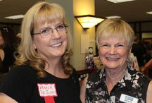 Business After Hours / Greeley Chamber members who attended Business After Hours on June 26 at Community Banks of Colorado