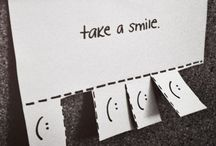 Take one / Clever tear off posters that make me smile / by Andi
