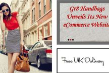 Gr8 Handbags / Gr8 Handbags - a curated marketplace for classic and fashionable handbags available at best prices. From hunter bags to satchels to clutches, all bags are crafted with ultimate luxe & sophistication and supreme quality.