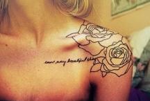 Tattoos / by Brianna Seaman