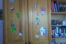 my drawings and diy