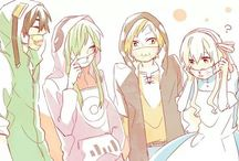KagePro (WARNING! Most Of Them Are KanoKido, gomen~ (。┰ω┰。))