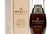 facial lotion | MarulaBeauty / Marula by John Paul Selects presents its newest skin care products for the face. PURE MARULA WildHarvested in Africa,  ColdPressed by hand, blended with a perfect pinch of essential oils. Available at marula.com,  spas and specialty retailers across the US and Canada