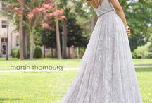 Martin Thornburg for Mon Cheri Bridals Spring 2018 Collection