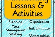 Executive Function Skills and Activities