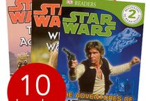 Star Wars: Books, toys and more... / All Star Wars books, trinkets, gifts and toys from the galaxy far, far away.