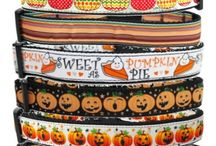 Fall Favorites / A collection a cute fall themed dog and cat products.