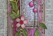 Papercrafts--ART TAGS / by Cindy Miller