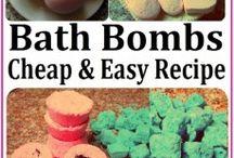 DIY Misc Bath Products / by Amber Bachim
