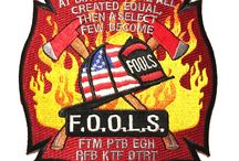 Police & Fire Patch Collectors