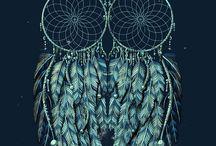 Owl tattos