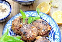 BBQ - Ground Lamb & Lamb Burgers