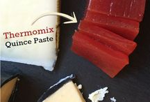 Thermomix quince paste
