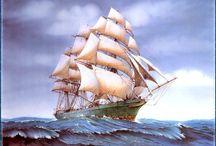 ΠΙΝΑΚΕΣ (θαλασσογραφίες)