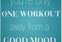 I workout / by Jazzla Walters