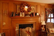 Fireplaces / Different styles of fireplaces