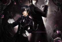 Manga-Anime-Characters
