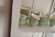 Porcelain and fine china / Dishes I love