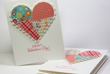 Valentine's Day Card Ideas / by Linda Taylor