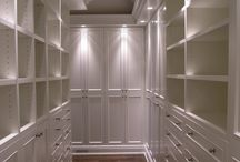 Closet ideas / by Jerra Nalley