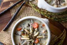 Wild Rice Soup Recipes